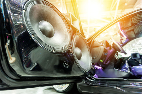 Something to look forward to – Car Audio!