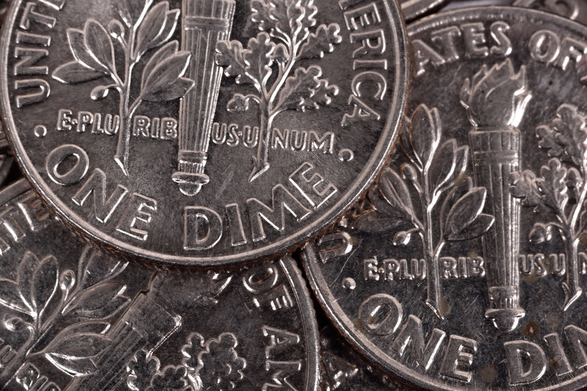 Coins at Metro Pawn & Gun
