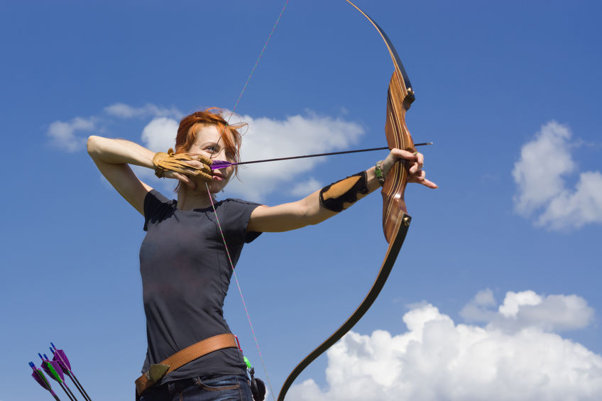 Let's not forget about Archery!