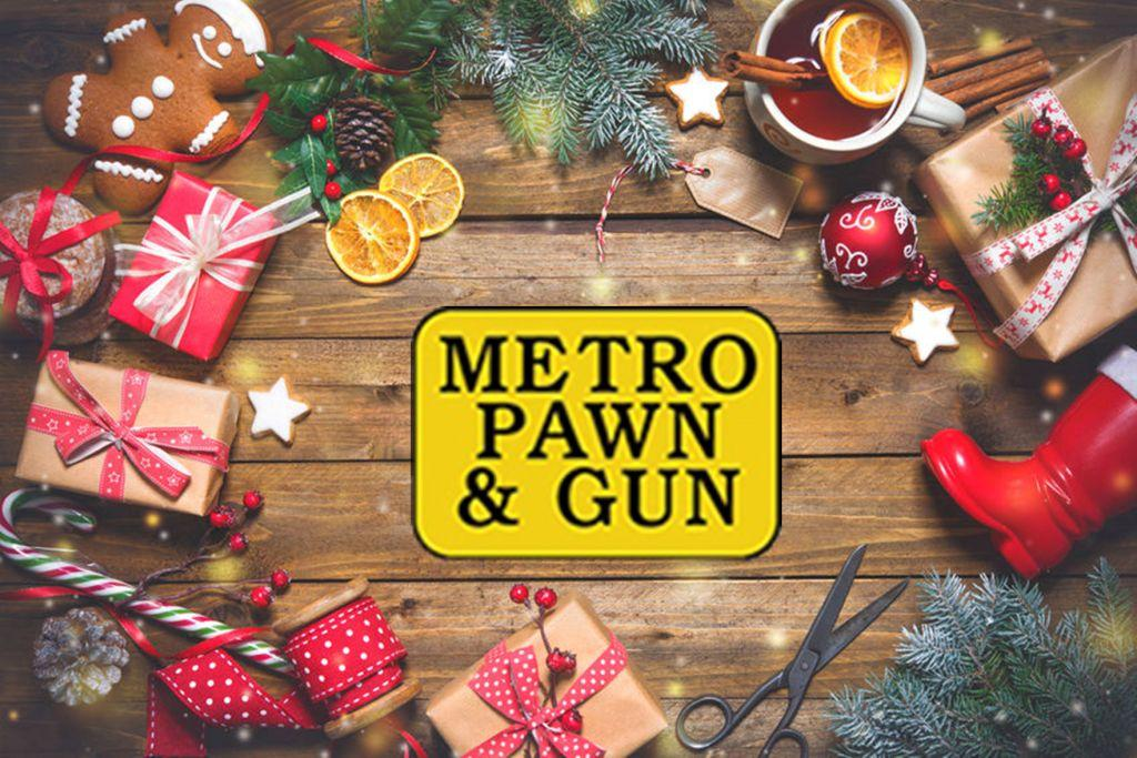 Merry Christmas from Metro Pawn & Gun!