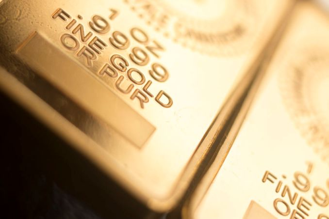 Gold prices on the way up – again