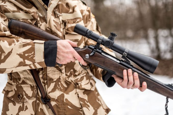 Rifles at Metro Pawn & Gun