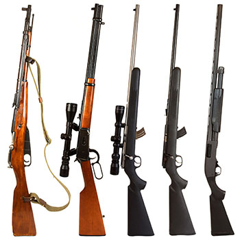 Hunting, Sporting And Collectible Rifles