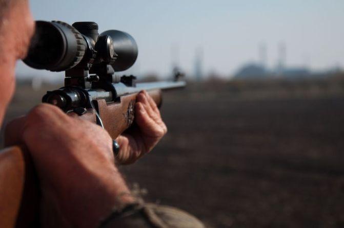 Long Range Rifles