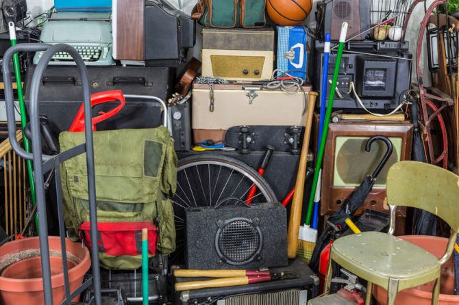 Garage Sale vs. Pawn Shop
