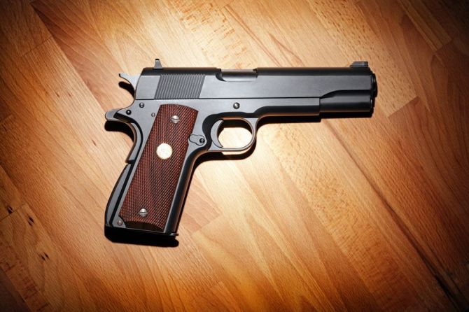 The Iconic M1911