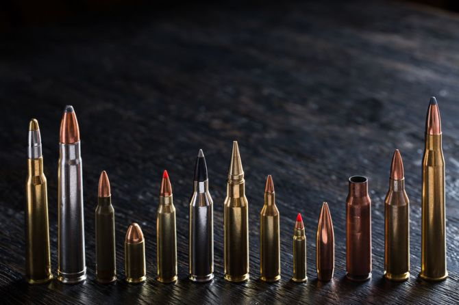 The Gradual Return of Ammunition