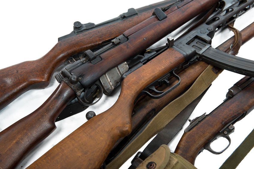 Collectible Firearms – History Can Be fun!