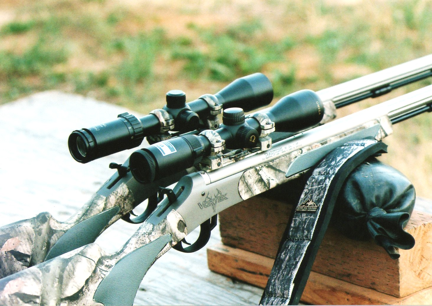 The Right Rifle for Big Game Hunting - Where to Find it?