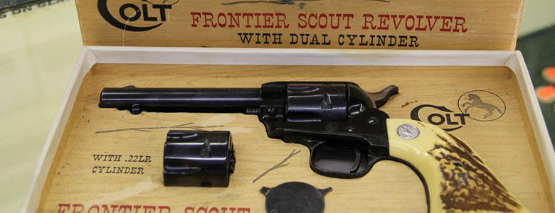 Collectible Revolver